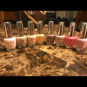 🎀NEW LOT OF 8 OPI SHINE NAIL LACQUERS🎀